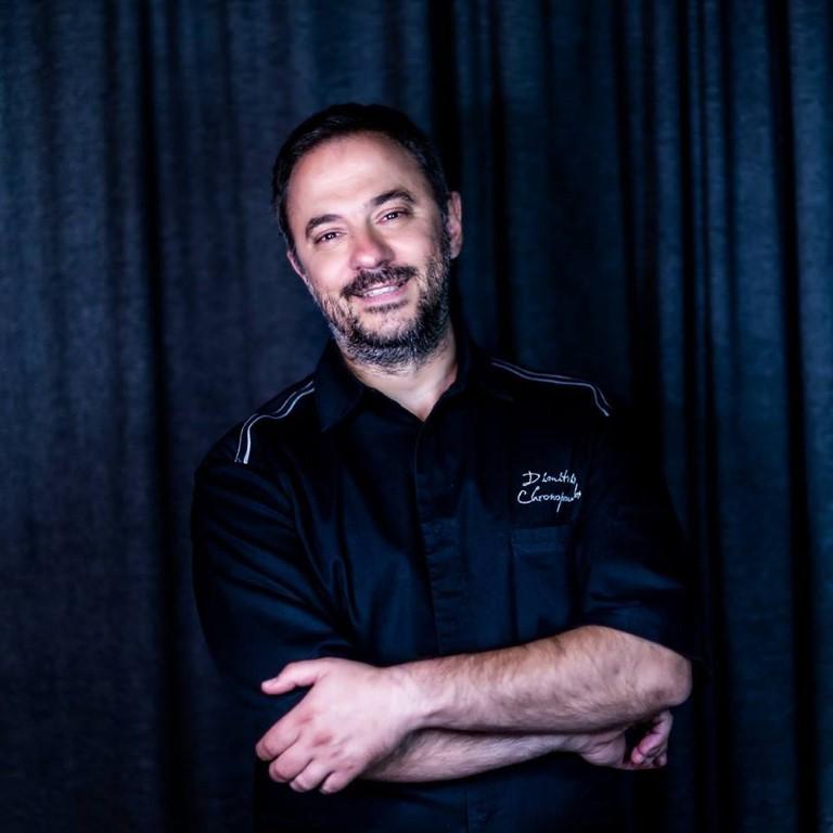 Dimitris Chronopoulos Gastronomic Diff 2 (Medium)