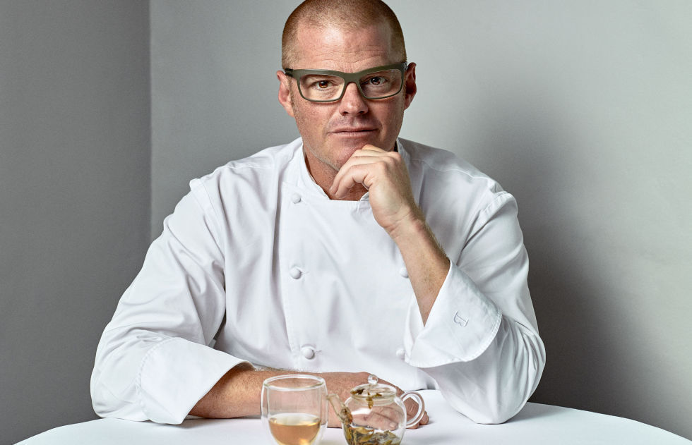 Gastronomicdiff Heston Blumenthal