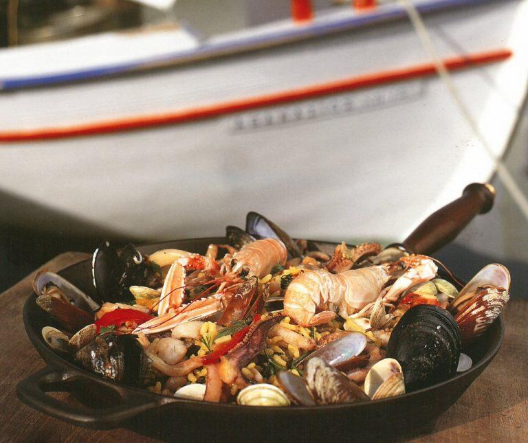 Gastronomicdiff Rizoto Thalassina
